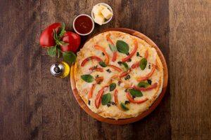 Oca de Savóia tem pizzas tradicionais, veganas e sem lactose/foto: Walcyr Mattoso